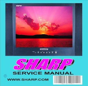 Sharp tv+combi - отличный сборник схем и сервисных инструкций телевизоров и другой бытовой техники...