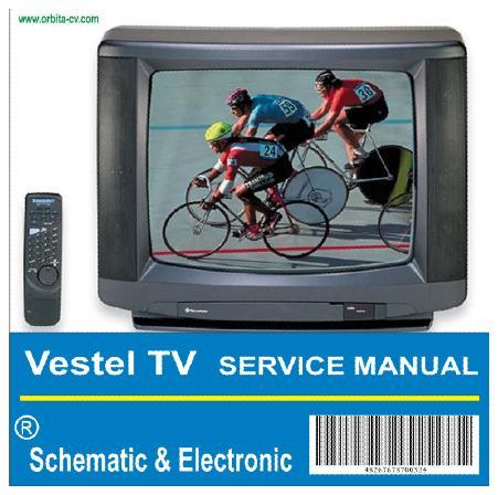 принципиальная схема телевизора vestel
